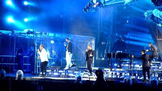 Take That - Back For Good (live Manchester 8th June 2011)