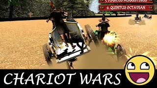 Chariot Wars PC gameplay and commentary 2015