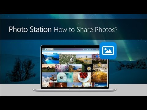 [Photo Station] How to Share Photos