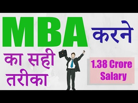 Careers In MBA, IIM Admission Process, CAT,GMAT, MBA करने का सही तरीका