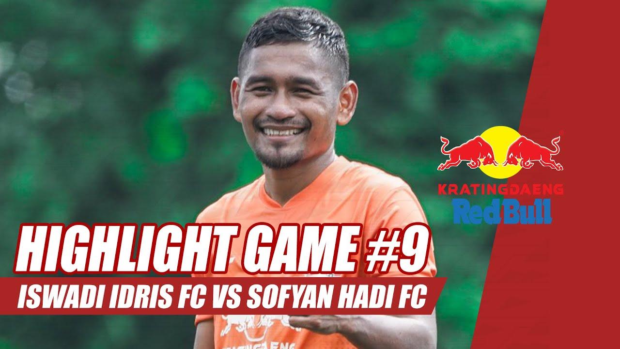 HIGHLIGHT | Iswadi Idris FC 1-0 Sofyan Hadi FC | Kratingdaeng Red Bull Dream Chaser League