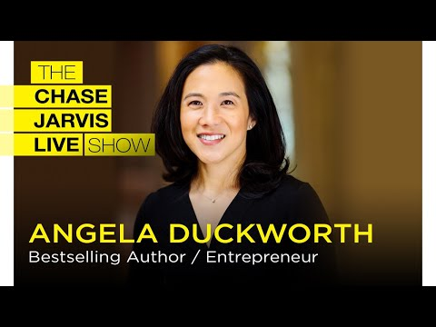 The Power Of Passion And Perseverance With Angela Duckworth