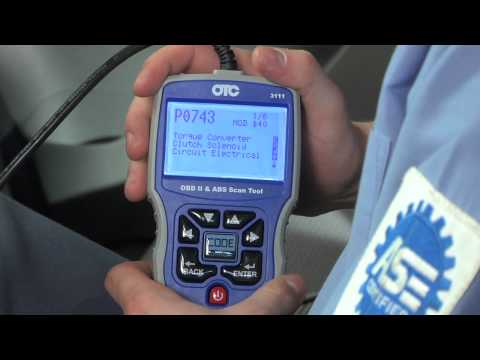 OTC 3111 Trilingual OBD II, CAN & ABS  Scan Tool with Code Cnect™