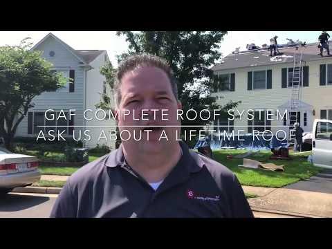 GAF Roofing Installation Woodbridge Virginia - Roof Replacement Woodbridge VA - Beckworth LLC