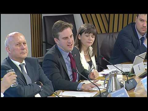 Standards, Procedures and Public Appointments Committee - Scottish Parliament: 22nd September 2016