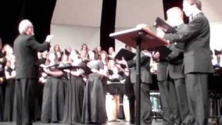 Bonse Aba--2011 DFW All Region Choir
