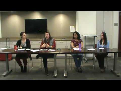 Women in Agribusiness Panel - January 18, 2017