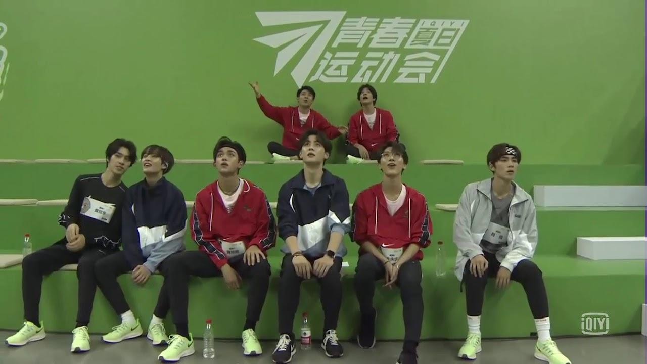 [190714] 2019 iQiyi Fan Fiesta Idol Sports Games - TEN_cut (2)