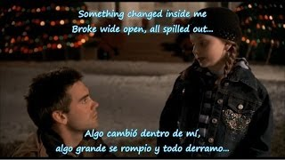 Something Changed Sara Groves Lyrics Español