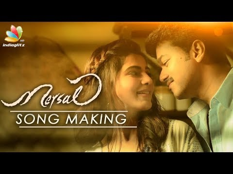 Mersal Song Making : Interesting to watch AR Rahman recording : Sathya Prakash Interview | Vijay