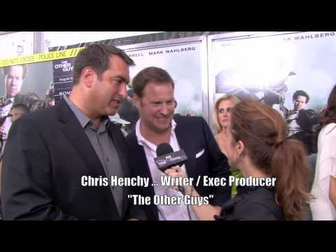 Chris Henchy, The Other Guys Movie , Writer  Exec Producer