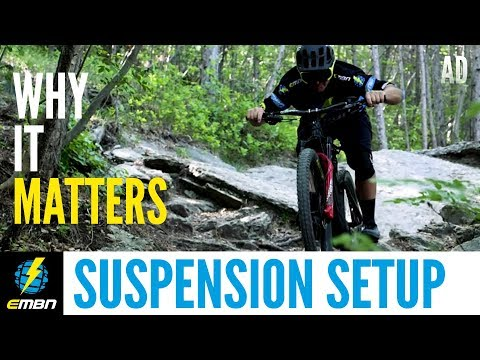 The Importance of Suspension Set Up For Your E-Mountain Bike