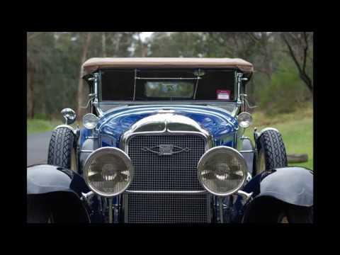 1929 Buick Roadster - CHACA