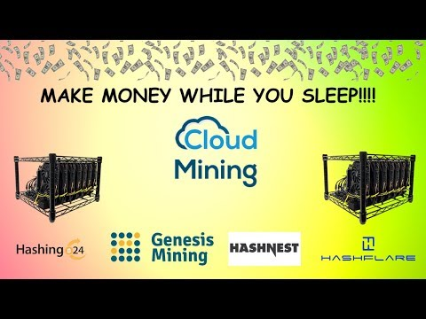Cloud Mining Vs Building A Rig | Either Way You Make Money While You Sleep|