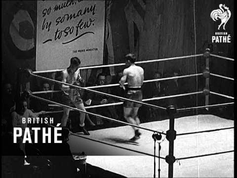 RAF Fighters In The Ring  (1941)