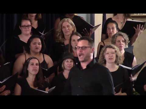 Calling all Choir set at Emandal Chorale Concert 2016, Willits CA