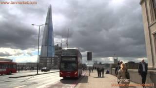 Double Decker Buses On London Bridge - youtube.com/tanvideo11