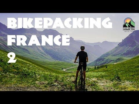 Bikepacking France - TIME TO CLIMB, French alps, Tour De France, Alpe D'Huez