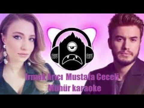 Irmak Arıcı  Mustafa Ceceli - Mühür karaoke