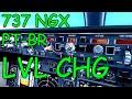 05 level change lvl chg modos de arfagem boeing 737 ngx fsx mp3
