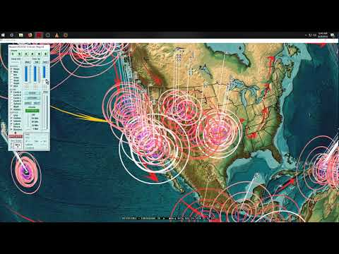 8/29/2018 -- Major Earthquake activity underway -- Full explanation of events -- Where we stand now