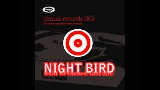 TIMINI RECORDS - FABIAN TIMINI / Night Bird radio edit EXCLUSIF.wmv
