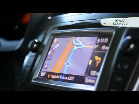 toyota touch go avensis 2012 youtube. Black Bedroom Furniture Sets. Home Design Ideas