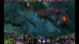 Dota 2 Replaying Pub