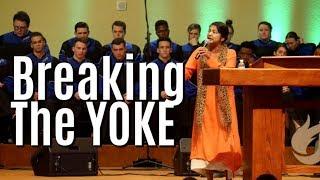 """""""Breaking the yoke"""" Vani Marshall"""