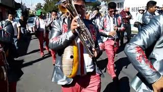 Banda la reyna de huajuapan la cuichi paseo 2014