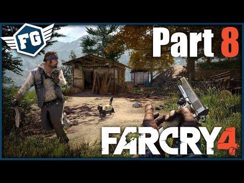 SKVĚLÝ DROGOVÝ ZÁŽITEK - Far Cry 4 #8 thumbnail