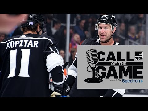 Call of the Game: First LA Kings Goal on ESPN Deportes