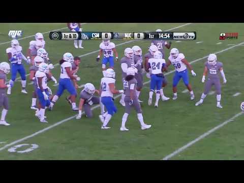 College of San Mateo vs Modesto Junior College Football LIVE 9/29/18