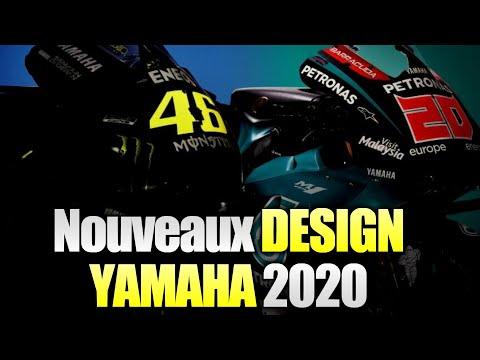 PRESENTATION des YAMAHA Factory/Petronas 2020