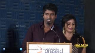 Soori On Vellakkara Durai | Galatta Tamil