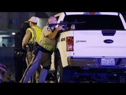 Las Vegas Police Radio Conversation....More than one SHOOTER !