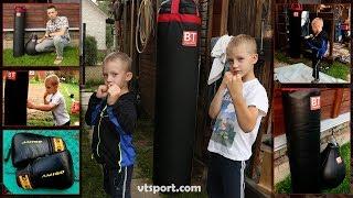 боксёрский Мешок ВТ - 30 кг. Тестируем Гелевый Мешок