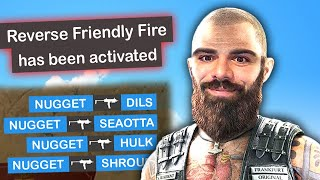 Testing *NEW* Friendly Fire Update - Rainbow Six Siege