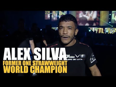 ONE Highlights   Submission Machine Alex Silva