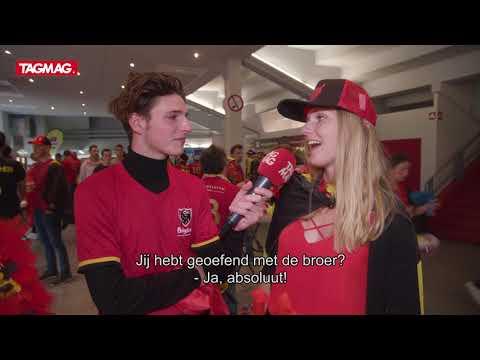 Hoe goed is het balgevoel bij de Belgische supporters?