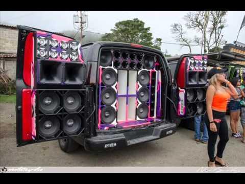 DJ JOHN TEMA SOUND CAR 2015