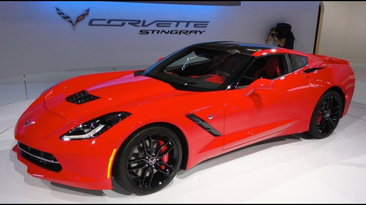 Chicago Auto Show 2013: Chevrolet Corvette Stingray 2014
