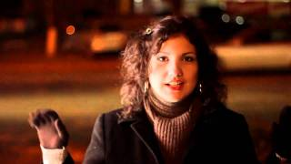 CANON 550D Night Test lens 50 mm f1.8 - starring Flaya (video by DJ Dew)