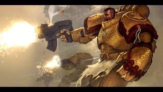 Defenders of Terra - Imperial Fists Tribute - PowerWolf - Sanctus Dominus