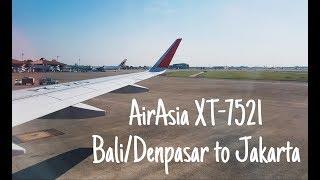 Video My Flight Experience #12 |  AirAsia - Bali (DPS) to Jakarta (CGK) XT7521 download MP3, 3GP, MP4, WEBM, AVI, FLV Agustus 2018