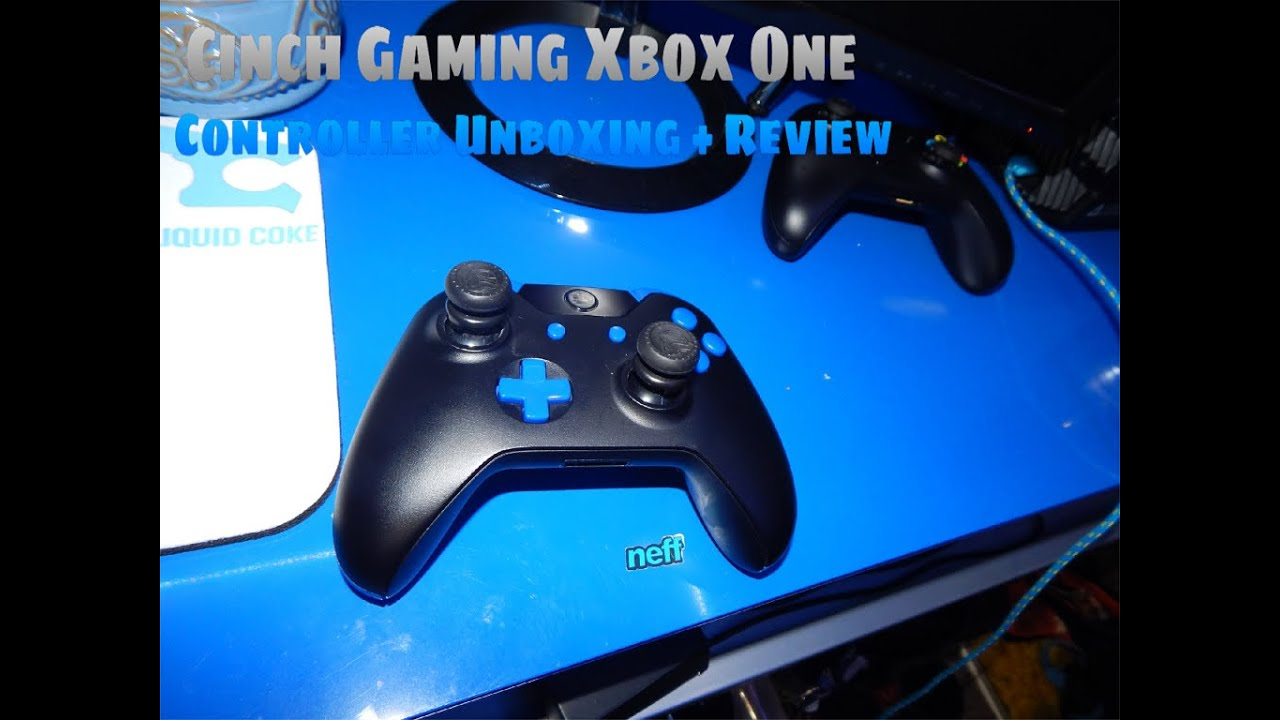 xbox one controller unboxing - photo #11