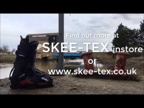 Introducing The DAHU Boots | Skee-tex