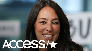 'Fixer Upper's' Joanna Gaines Shows Off Her Baby Bump In New Photo Shoot! | Access