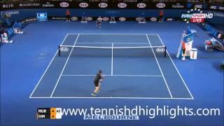 Andy Murray vs Grigor Dimitrov Highlights HD part-1 Australian Open 2015