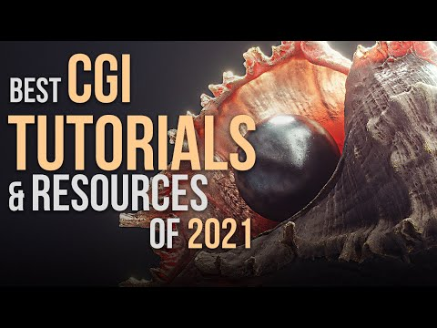 The Best CGI Tutorials and Resources in 2021